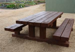 Outdoor Benches Melbourne Image