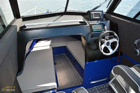 Yellowfin Boats Review by Quintrex Yellowfin 6700 Top Review