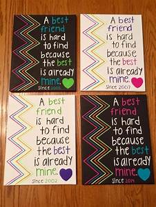 Diy Birthday Gifts For Best Friend | donttouchthespikes.com