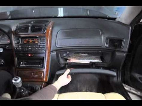 lancia kappa coupe interior - YouTube