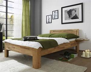 Bett Massivholz 180x200 : massivholz bett caro erh ltlich bei ~ Whattoseeinmadrid.com Haus und Dekorationen