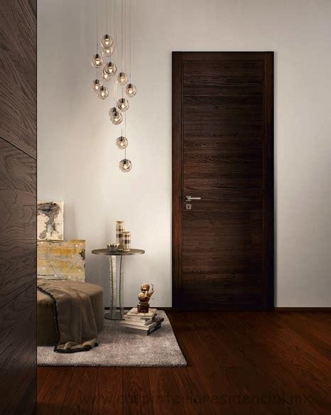 puertas interiores de madera carpinteria residencial slp