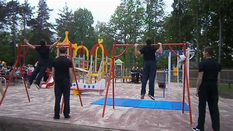 J.Daliņa stadiona bērnu rotaļlaukuma atklāšanā uzstājas ...
