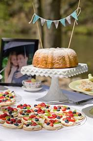 tea party themed bridal shower foods