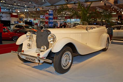 Sbarro Royale Is Not A Bad Replica Of The Bugatti Type 41