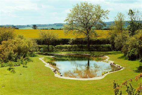 Gartenart  Portfolio  Swimming Pond Conversion, Bedfordshire