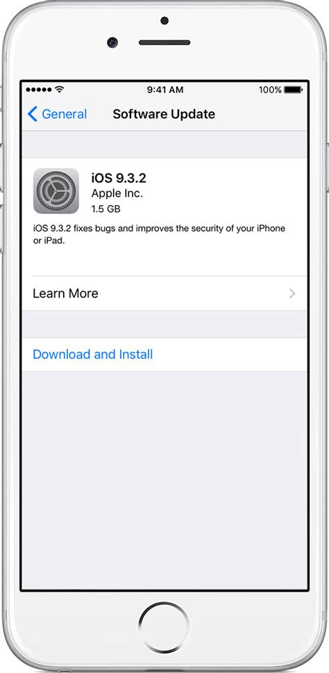 how to update software on iphone update the ios software on your iphone or ipod