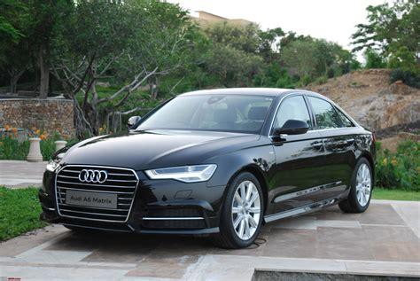 Driven 2018 Audi A6 Matrix Team Bhp