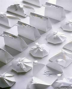 15 years of wedding favors martha stewart weddings With martha stewart wedding favors