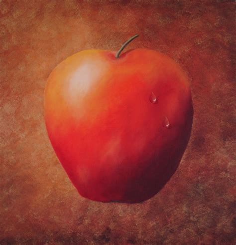 peinture pour une cuisine croquer la pomme nathalie penet