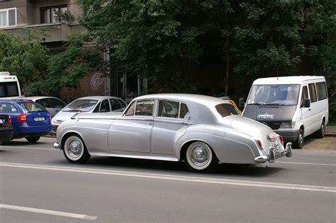 1956 Rolls Royce by 1956 Rolls Royce Silver Cloud I Bucharestcars