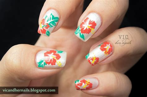 tropical nail designs 20 tropical nail designs for 2017