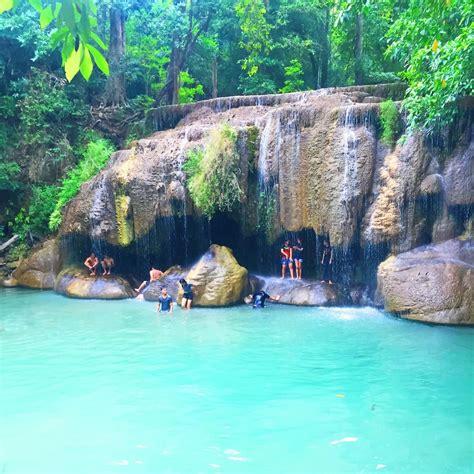 incredible waterfalls  thailand
