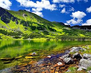 Tatras, Mountains, Carpathian, Mountain, Belt, In, Eastern