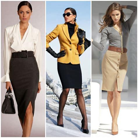 Business Mode Damen -halten Sie Schritt mit den aktuellsten Trends