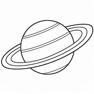 Image Gallery Saturn Drawing