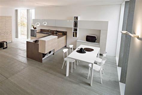 cucine soggiorno arredare cucina e soggiorno insieme