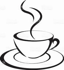 Xícara De Café Vetor e Ilustração Royalty-Free 155335371 ...