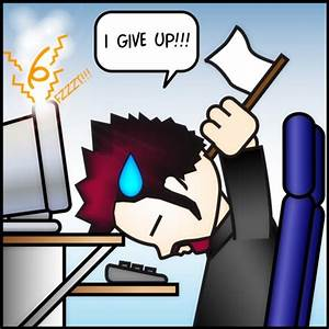 kt literary » Blog Archive » When Do You Give Up?