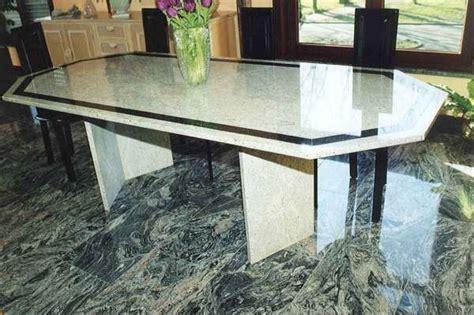 table  cuisine en granit marbrerie lesaffre bernard