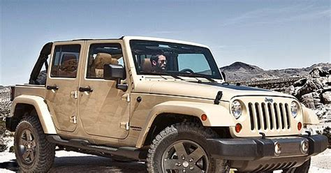 Gambar Mobil Jeep Wrangler Unlimited by 2011 Jeep Wrangler Mojave Gambar Mobil
