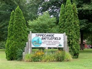 Tippecanoe Battlefield Indiana