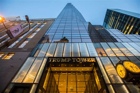 Trump Tower, A Home For Celebrities And Charlatans  The