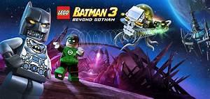 Lego Batman 3: Beyond Gotham Walkthrough | Walkthroughs ...