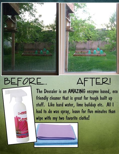 Pinterest Norwex Before and After