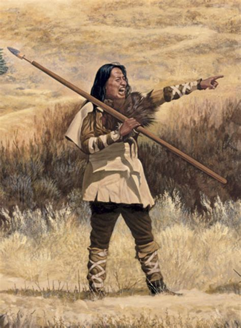 discovery  prehistoric man  burnham oklahoma