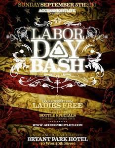 RA: Labor Day Bash at Cellar Bar - Bryant Park Hotel, New ...