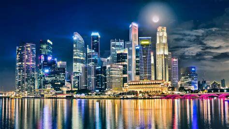 fantastic hdr city wallpaper