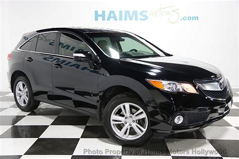 Used Acura Rdx 2013 by 2013 Used Acura Rdx Fwd 4dr Tech Pkg At Haims Motors