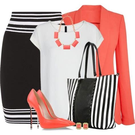 8 nice casual business clothes combinations for women - Page 5 of 8 - women-outfits.com ...