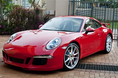 My New Guards Red 991 Aerokit Cup