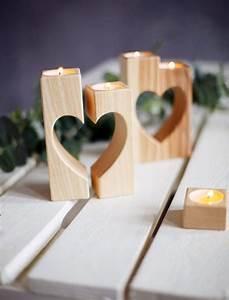 Dekorationen Aus Holz : rustikale kerze halter hochzeitsgeschenk personalisiert hochzeit dekorationen aus holz ~ Yasmunasinghe.com Haus und Dekorationen