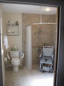 Smallest Size For An Ada Compliant Home Bathroom With