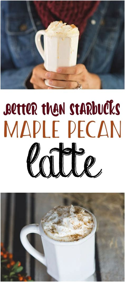 Since then, it has become very popular in asia and europe. Better than Starbucks Maple Pecan Latte Recipe - Six ...