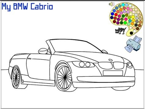 Car Coloring Pages For Kids Car Coloring Pages YouTube