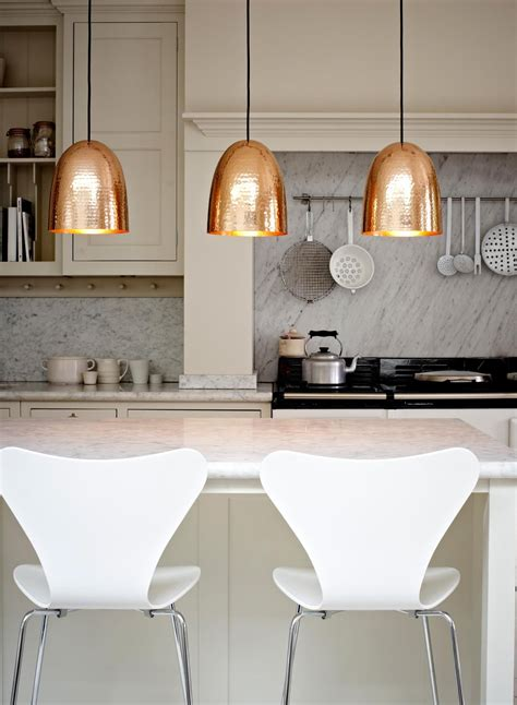 examples  copper pendant lighting   home
