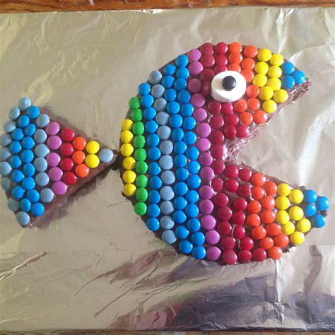 Regenbogenfisch Geburtstagskuchen Rezept  Alle Rezepte