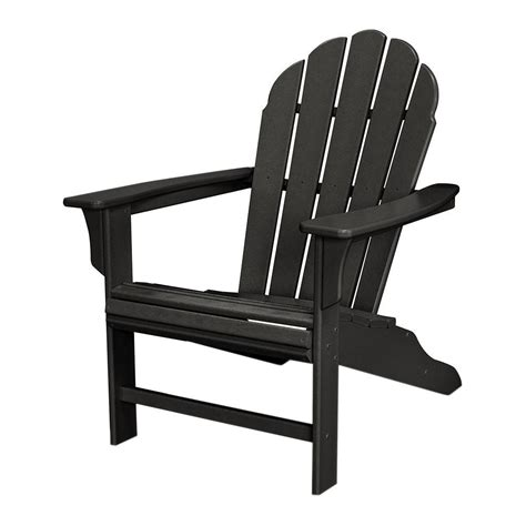 wood adirondack chairs patio chairs the home depot
