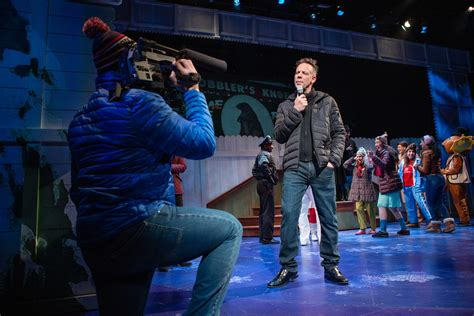After a successful broadway run, groundhog day was slated to begin an … Theater Review: GROUNDHOG DAY THE MUSICAL (San Francisco Playhouse)