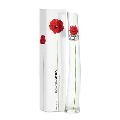 kenzo by kenzo kenzo flower by kenzo eau de parfum spray refillable 100ml feelunique