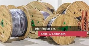 Kabel Und Leitungen : elektromaterial g nstig kaufen elektro wandelt online shop ~ Eleganceandgraceweddings.com Haus und Dekorationen