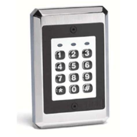 Iei 212ilw Architectural Backlit Keypad