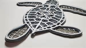 Download 14,447 seaweed free vectors. 3D Sea Turtle Mandala Multi Layered Mandala SVG - SoFontsy