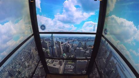 One Wtc Observation Deck Elevator by World Trade Center Elevator