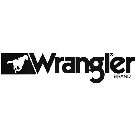 jeep wrangler logo decal wrangler brand logo decal sticker