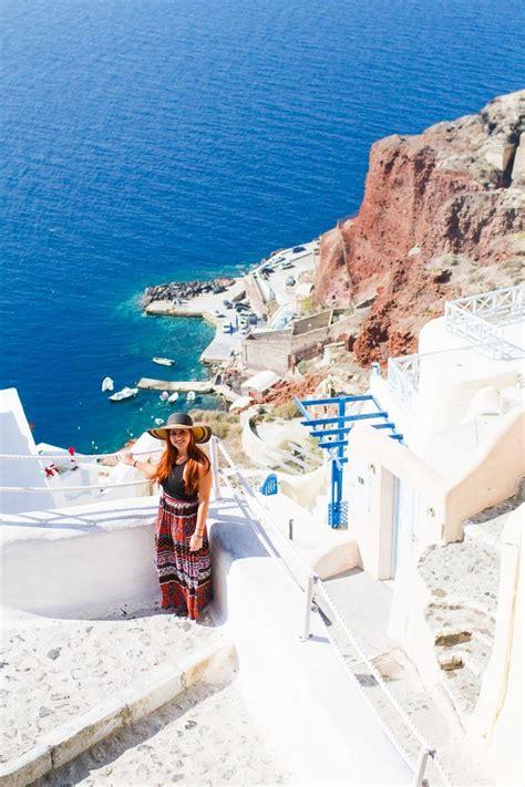 Best 25 Santorini Honeymoon Ideas On Pinterest Greece